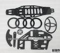Rc motor kits/quadcopter avión kit, aviones rc, linea de accesorios helicóptero hecha de fibra de carbono hojas