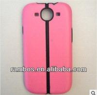 For Samsung Galaxy S3 i9300 Fold Stand Phone Case Cover Flip Hybrid Case