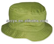 children shape blank custom bucket hats