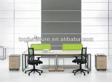 Modern workstation design, design office cubicle
