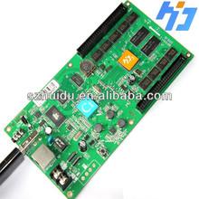 p 3 p4 p5 p6 p7.62 p8 p10 p12 p16 p20 led display controller c1 pixel 384*128,high gray,3G,WIFI, internet