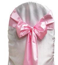 New fashion design wholesale chair sashes