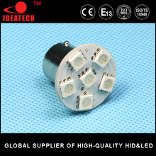 2013 Hot sell 12V high lumen automotive light car led 1156 6SMD