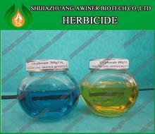 Nuova formulazione erbicida glifosato 480g/l, 360g/l, 41%, 62% sl