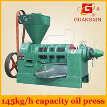 small Asia farmer market popular cotton seed oil mill machine