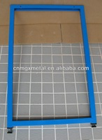 High Quality OEM Customized Cutting And Welding Metal Table Bases For Granite Tops