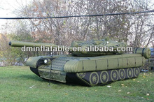 vivid design inflatable military transportion, inflatable truck replica, inflatable military decoy -T59
