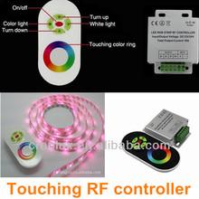12VDC/24VDC led strip rf smart touch control