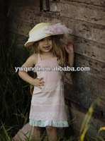 old time girls time spaghetti strap dress pink old timey girls dress is perfect for flower girls or to wear a wedding