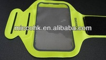 Feel comfortable, strong stability iphone armband