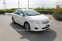 2010 Toyota Corolla 1.6L Auto Left Hand Drive 21489SL
