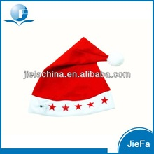 Led Light Christmas Cap For Xmas Decoration