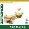 frescos e naturais de farelo de arroz planta de processamento