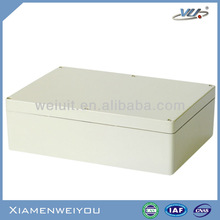 custom IP65 waterproof plastic electronic enclosure box