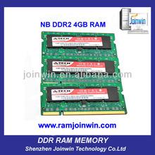 Envía de forma gratuita para chatarra venta 800 mhz 4 gb ddr2 ram