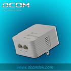 200m homeplug plc adapter Wireless module supports AP Mode oem powerline wireless