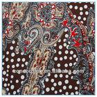 Viscose (OE) jersey printing textile tulip fabric