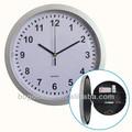 10'' pollici 25 centimetri cassetta di sicurezza nascosta orologio di parete di plastica