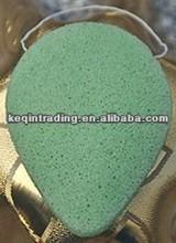 whitening skin natural konjac sponge facial sponge
