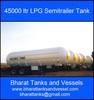 45000 ltr LPG Semitrailer Tank