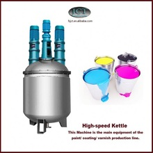 poster colour painting production machinery