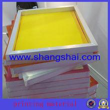 stencil frame Make pre stretched Silk Screen Printing Aluminum Frames (high quality aluminum alloy)