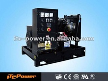 ITC-POWER Spare Generator Set(25kVA) electric supplier of power