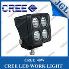 china manufacturer led spot beam work light,cree 40w led work light,motorcycle headlight universal