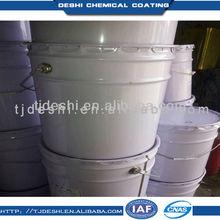 Waterproof interior polyester powder coating paint