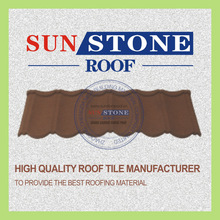 Easy Installation Low Maintenance China Tile Roofing