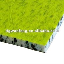 POP waterproof pvc foam board/ironing board sponge