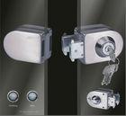 ASTM304 Durable clamp lock for glass door