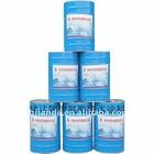 Polymer cement waterproof roof coating