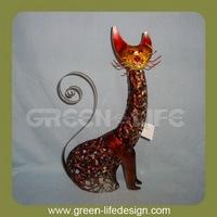 Animal cat Iron goods for sale