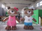 interesting giant inflatable bear advertising bear inflatable model