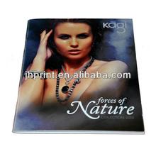 Professional jewelry/perfume magazine printing press