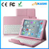 Hot sale sublimation tablet pc keyboard case for ipad 5