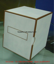 paper candle box, paper candle packaging box, soy wax candle box TLP13121005