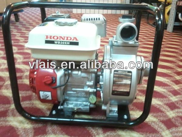 Portable WB20XH water pump with Honda GX160 gasoline engine accept OEM