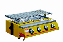Client first! best selling model for distributor kebab grill machine DL-BBQ03