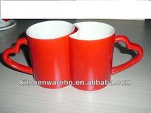 haonai 2013hot sales!ceramic mug for lover
