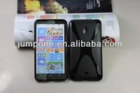 X line TPU Soft Back Case Cover For Nokia Lumia 1320 994 995 996