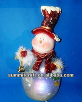 Reisn fiber optic snowman led snowman wholesales