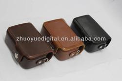 Factory price!! photo camera bag & wholesale leather camera case
