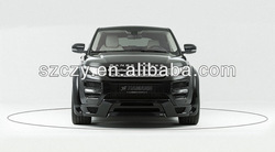 PU HM style Auto Body kit for Land Range Rover Evoque body kits