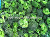 New Harvested IQF Green Broccoli
