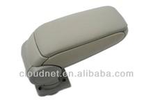Center Console Armrest (Leatherette Beige) For Peugeot 307 2004-2011