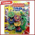 Baratos brinquedos de plástico clássico beyblade