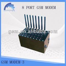 8 port gsm modem edge/gsm modem