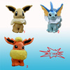 3 Styles Of Pokemon Plush Toy,Plush Toy Animal,Stuffed crafts
